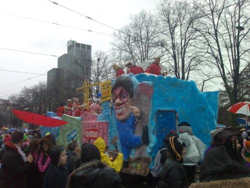 Karneval 2008 in Köln & Düsseldorf