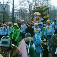 Bald ist wieder Karneval im Rheinland