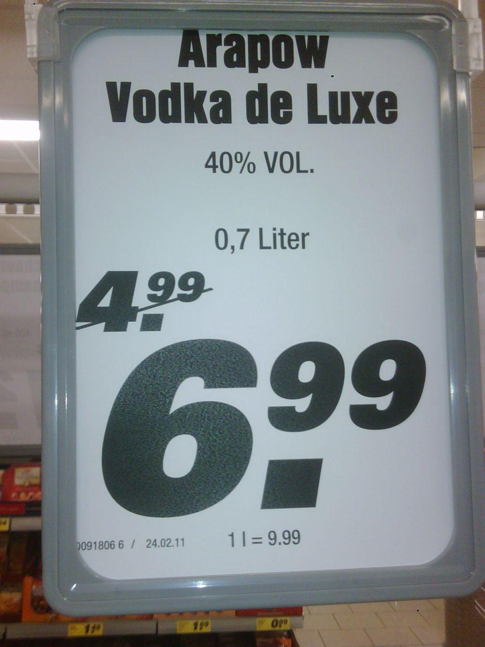 Preise auszeichnen will gelernt sein