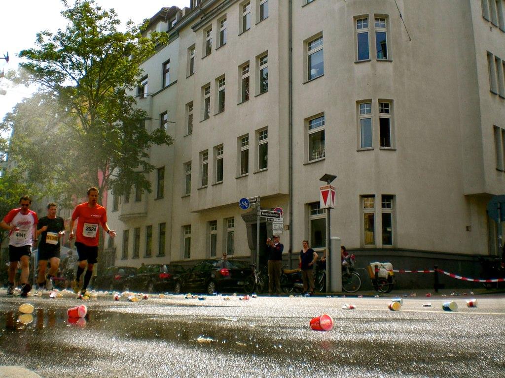GoooGooo Goooo – Marathon in Düsseldorf
