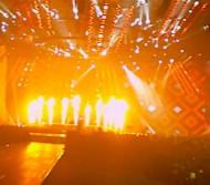 Pyro in der ESPRIT Arena
