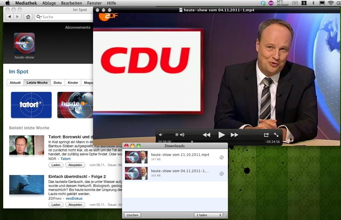 Mediathek von ARD und ZDF angezapft
