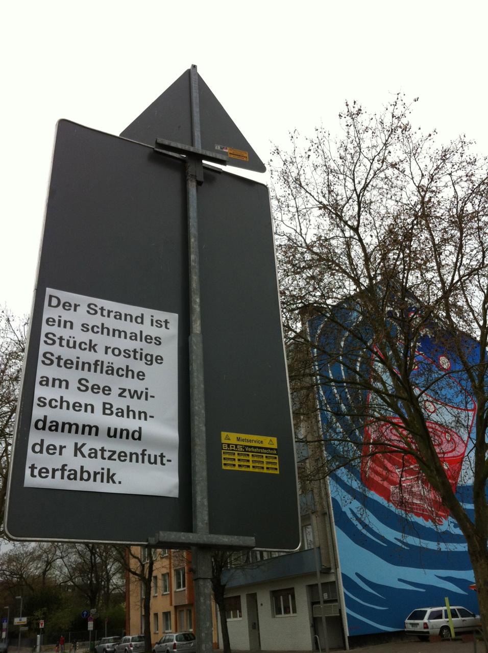 Streetart und bunte Wände in Düsseldorf – bilkOrama