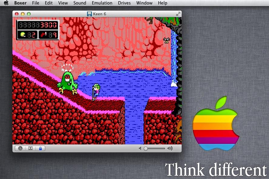 DOS-Games – ein wenig retro-daddeln am Abend…