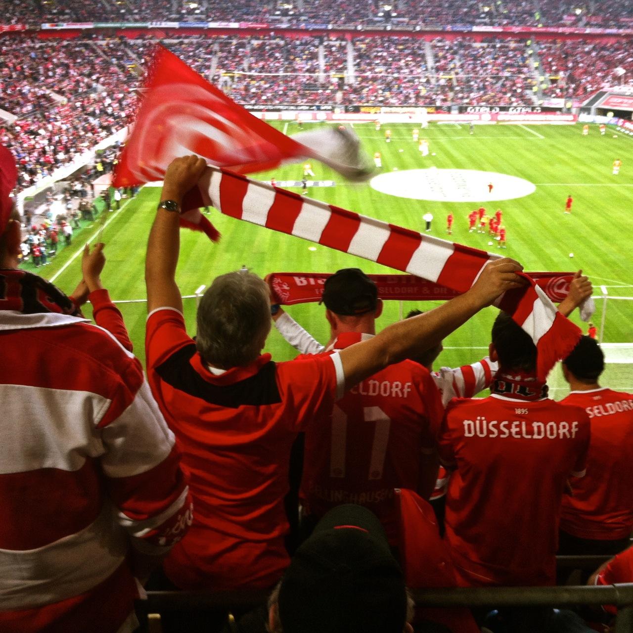 Bayern gegen Fortuna Düsseldorf