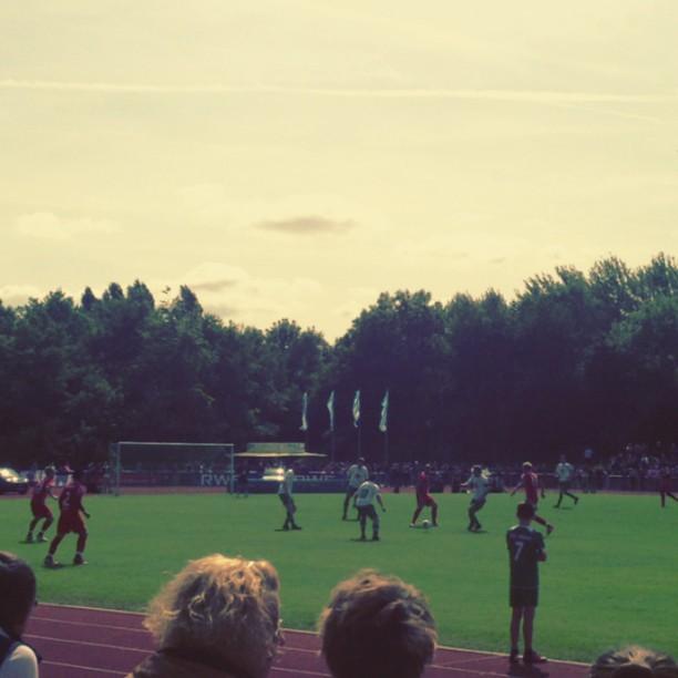 Testspiel der Fortuna in Wesel :-)
