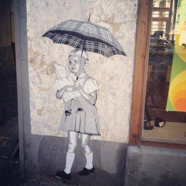… und noch mal ein neues #pasteup bei uns im viertel :-) #streetart #urbanart