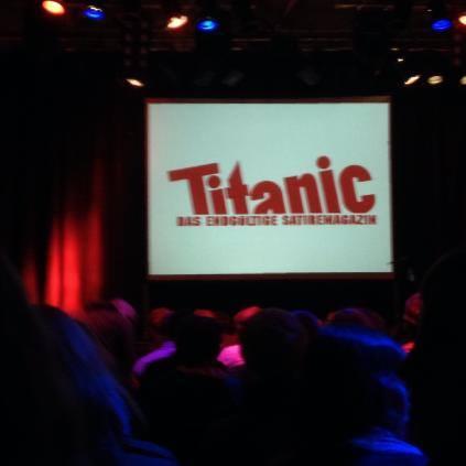Die Titanic Boygroup auf Abschiedstour