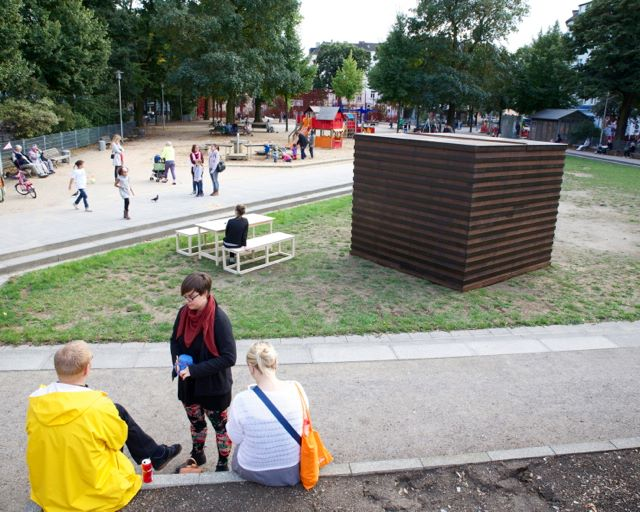 """Forum Freies Theater zeigt """"Kummerkasten Menschenstadt"""""""