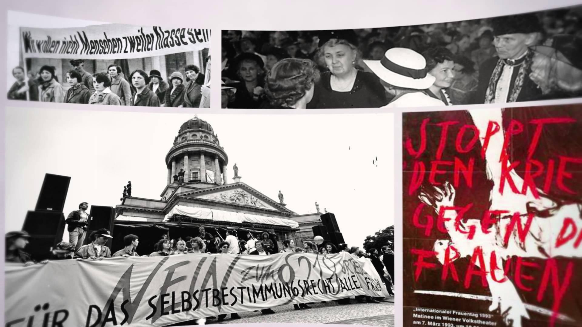 8. März: Weltfrauentag – Keine Sonderrechte, sondern Menschenrechte.