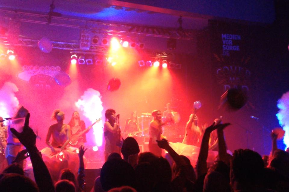 Cover Me Bad Festival 2014 vor dem Aus!
