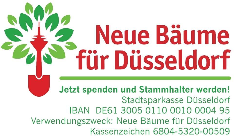 Neue Bäume für Düsseldorf