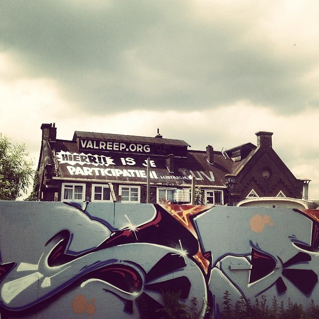 Op de Vaalreep - Ein schöner Abenteuerspielplatz für bewegungsorientierte Jugendliche über 30 ;-)