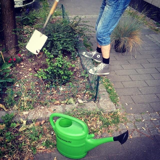 Wenn die Gartensaison beginnt…