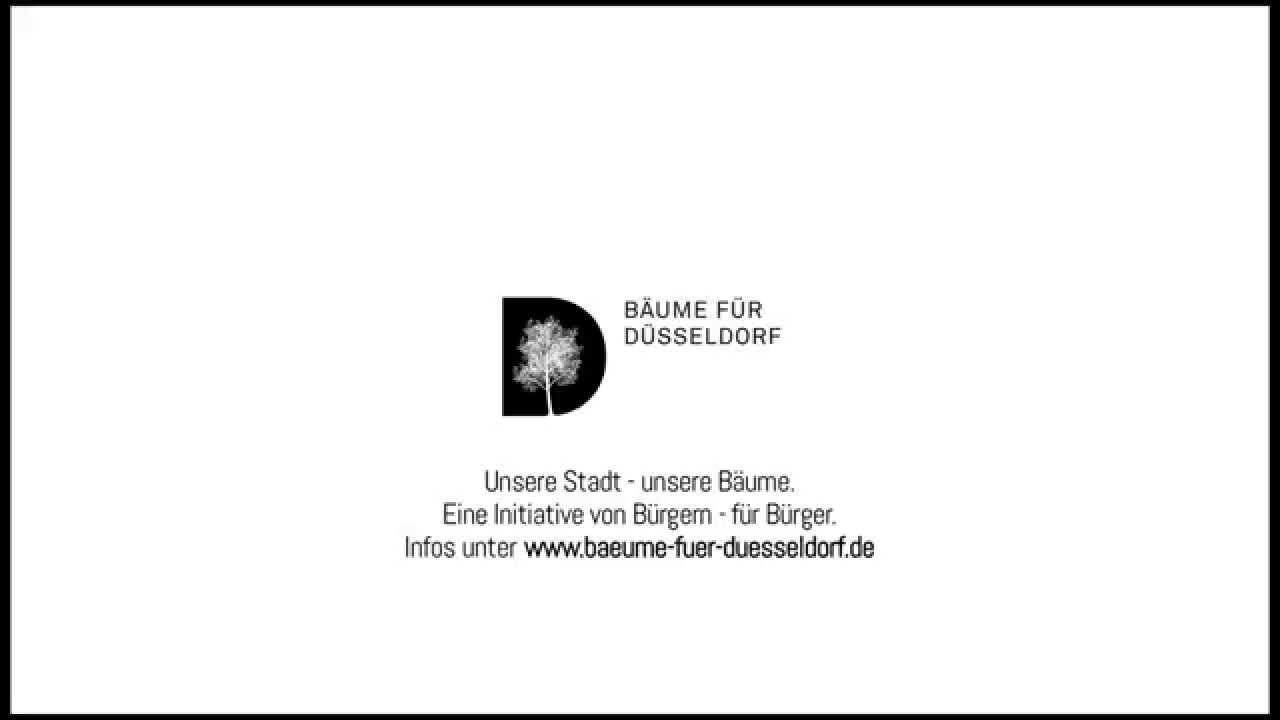 Werbespot: Bäume für Düsseldorf