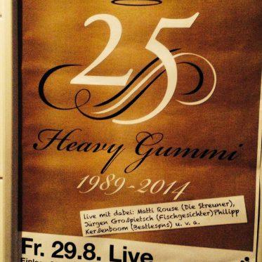 25 Jahre Heavy Gummi - 25 Jahre Polka, SKA und Spaß