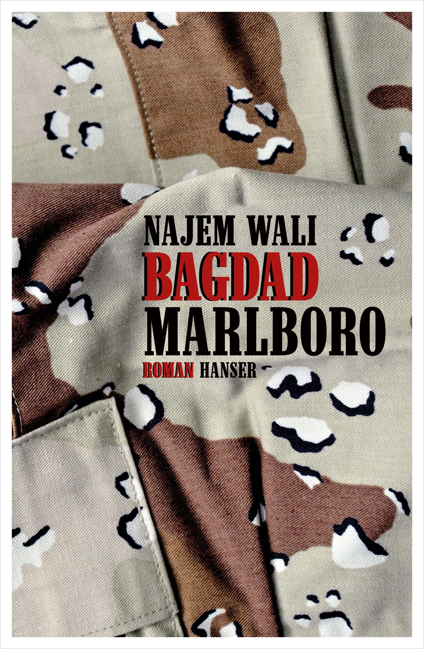 Bagdad Marlboro – Lesung BiBaBuZe