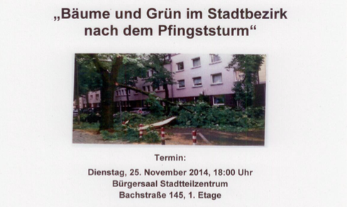 10. Bürgerforum in Bilk