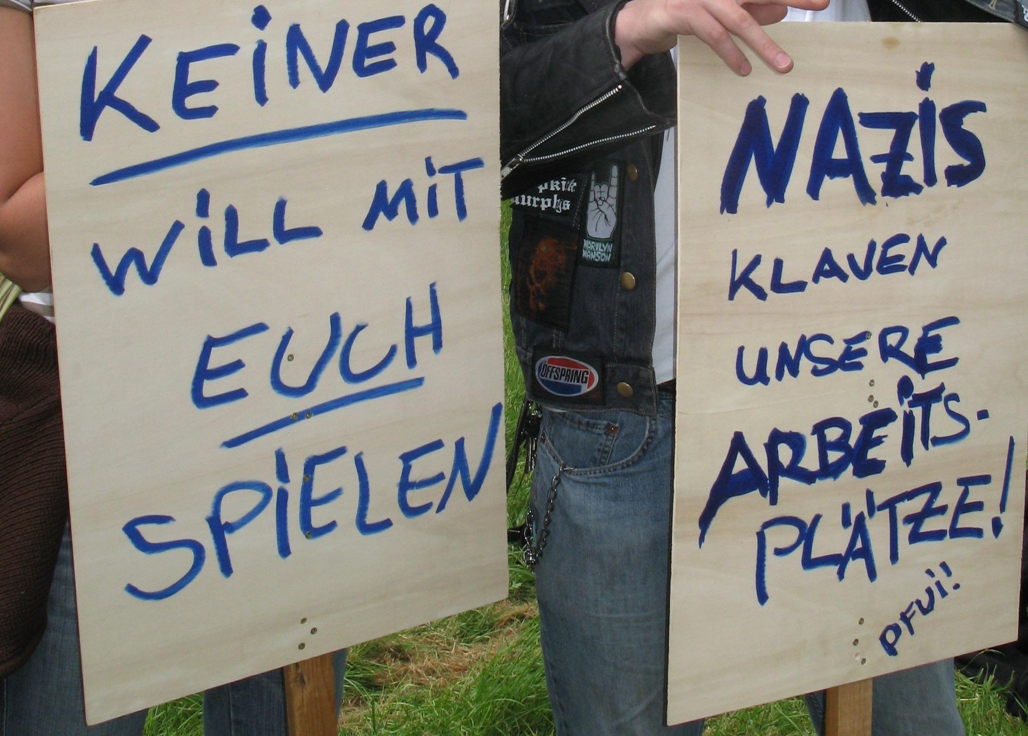 #nodügida – kein Platz für Intoleranz in Düsseldorf!