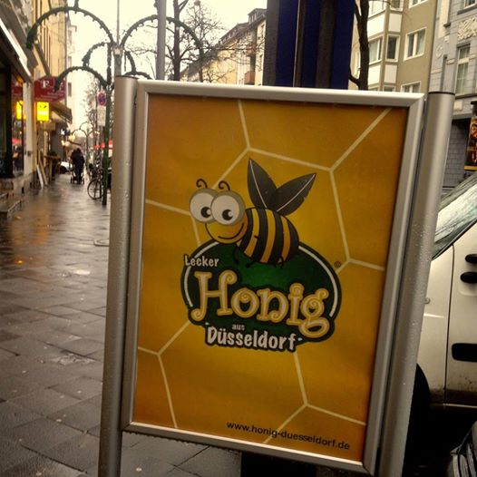 Honig vom Nachbarn kaufen statt aus Übersee