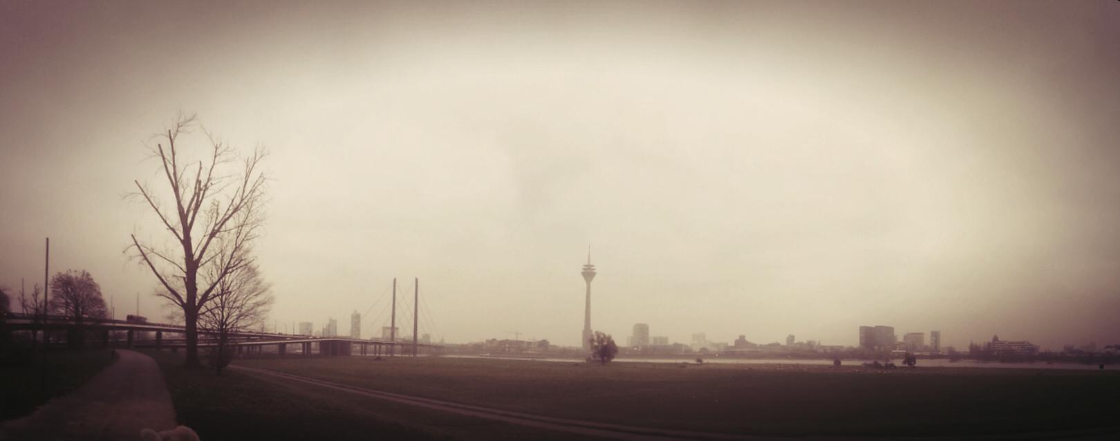 Monochrome Morgenstimmung