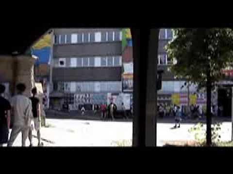 Straßenschlacht in Berlin ;-)