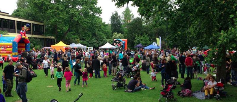 Floraparkfest 2015 – ein echter Terminblocker im Kalender