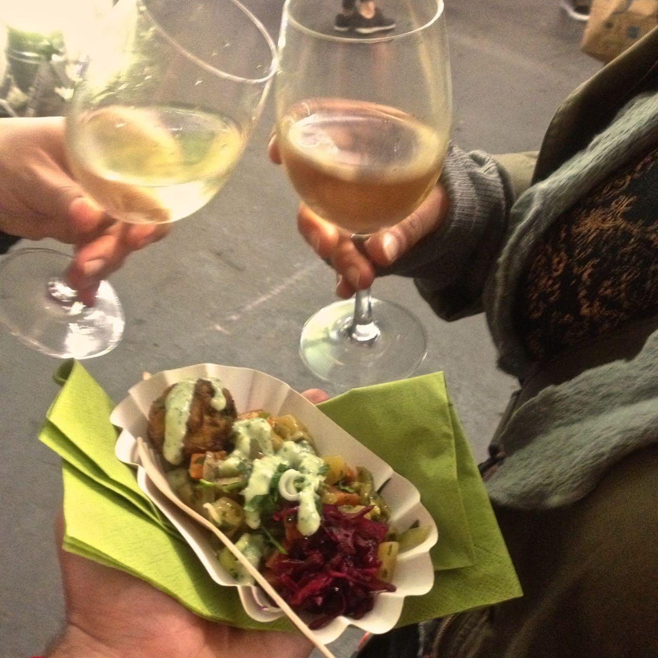Street Food Festival Düsseldorf die Zwote