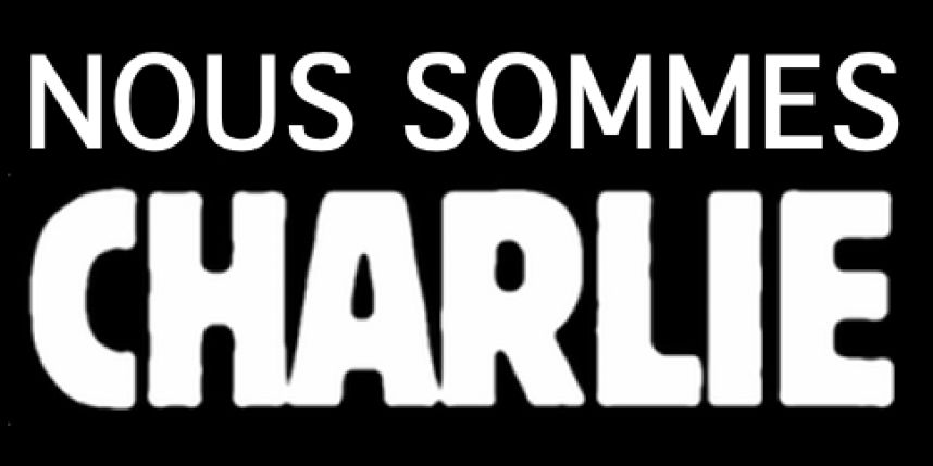 Nous sommes Charlie!
