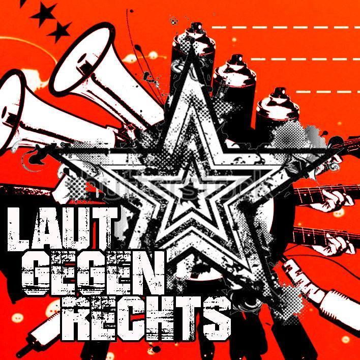 Laut gegen Rechts – die CD um die Nazis von der Straße zu bassen.