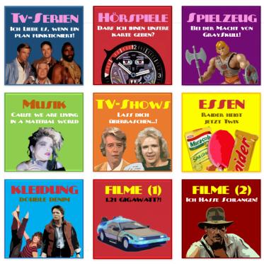 Young in the 80s – ein Podcast über die 80er Jahre.