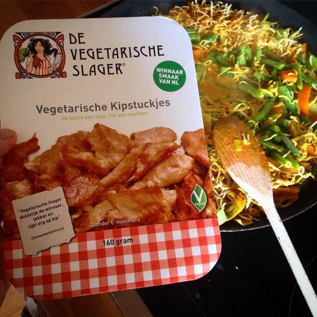Kochen ohne Knochen – Powered By Vegetarische slager