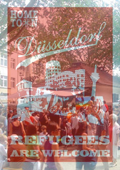 FriedensplätzchenIni sammelt für Flüchtlinge