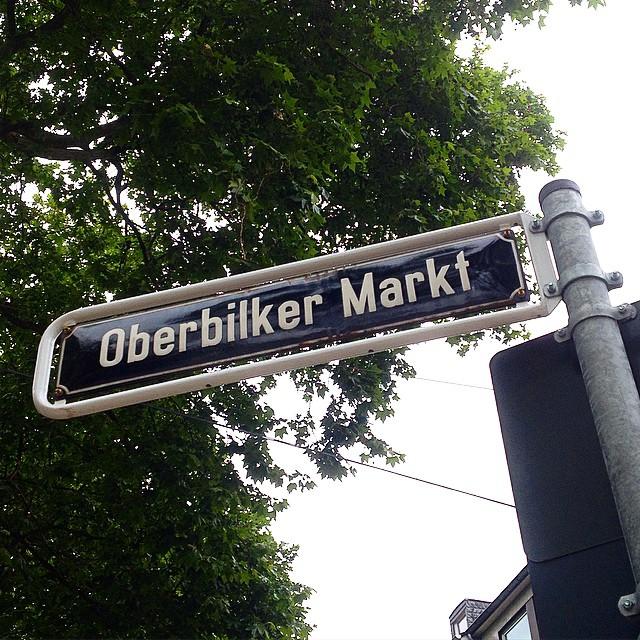 Es gibt übrigens ein Stadtteilfest am 27. Juni (11 bis 16 Uhr) auf dem Oberbilker Markt :-)
