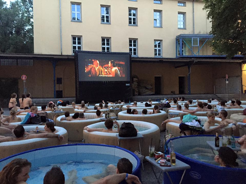 Whirlpool Cinema Open Air?! Will ich auch :-)