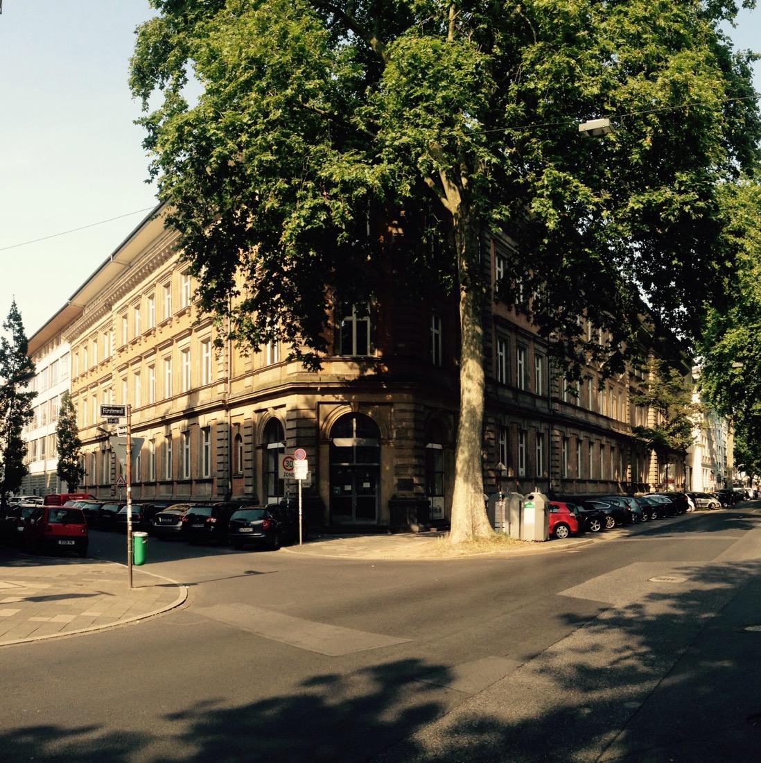 Dürer-Kolleg am Fürstenwall geht nach Benrath