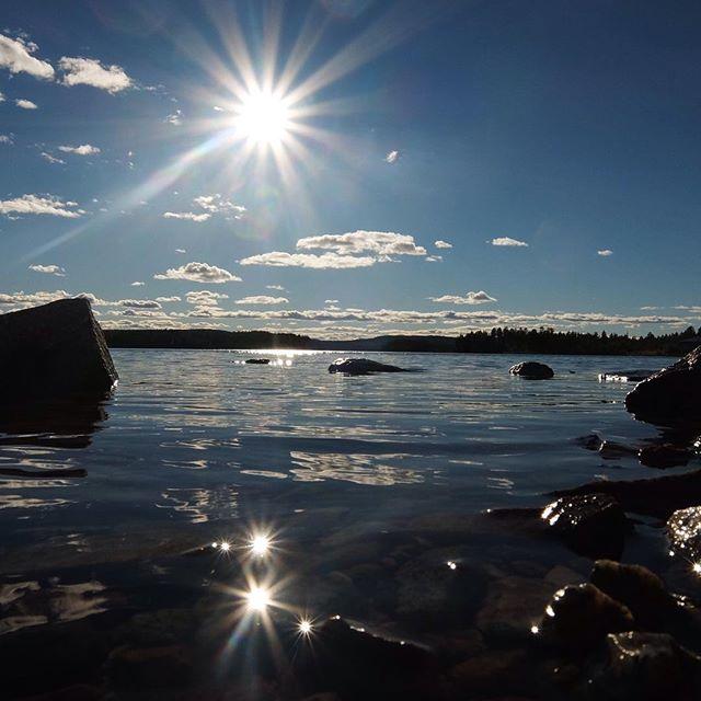 Sommer im outback von Schweden :-)