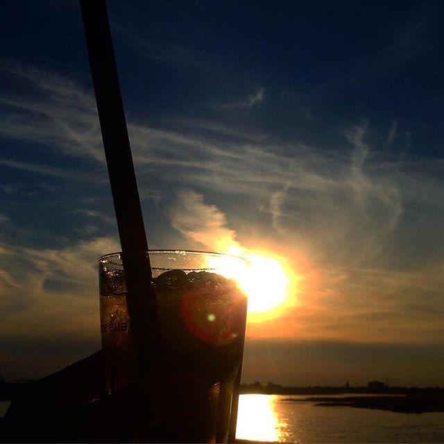 Sundowner mit Genussfaktor :-)