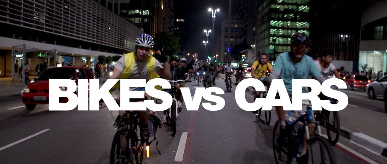 Bikes vs. Cars – Die Mütze lädt ins Kino