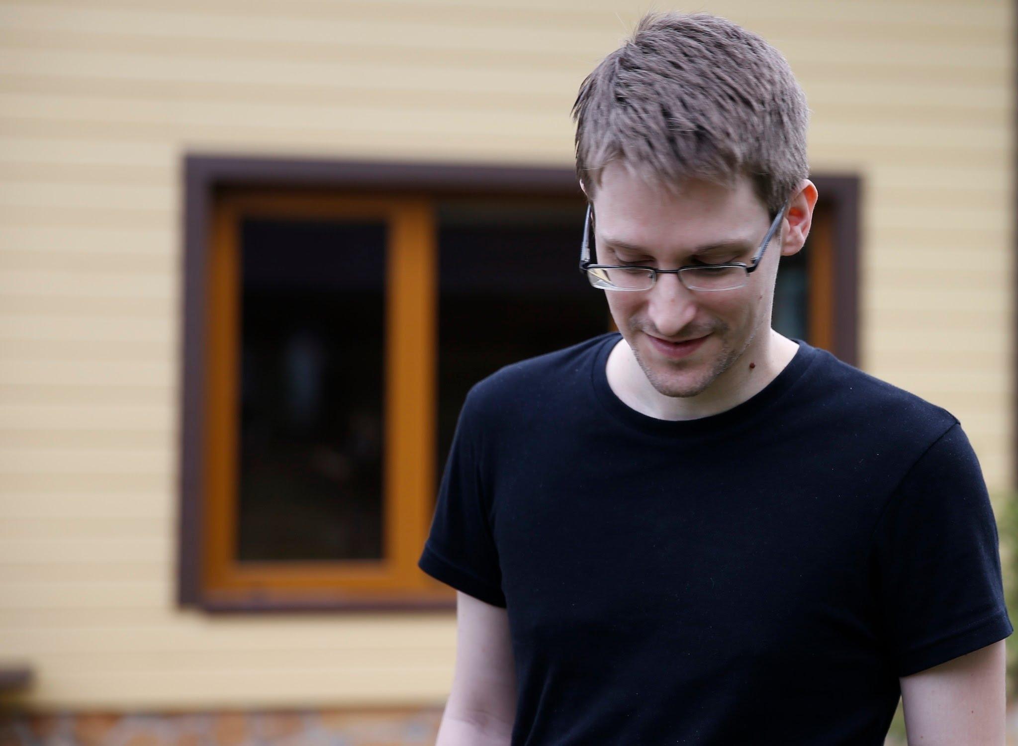 Eine sehenswerte Reportage über Edward Snowden…