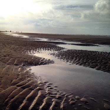 Auszeit am Meer. Endlich wieder Wellen, Sand, Meer und Grolsch ;-)