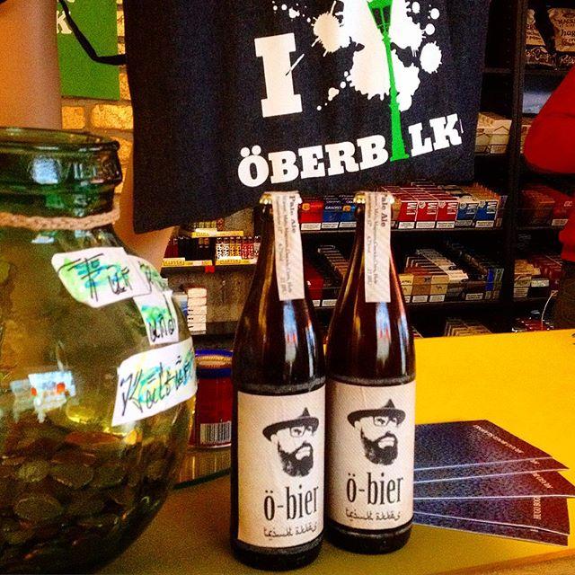 Und jetzt erst mal ein Ö-Bier aus Öberbilk.