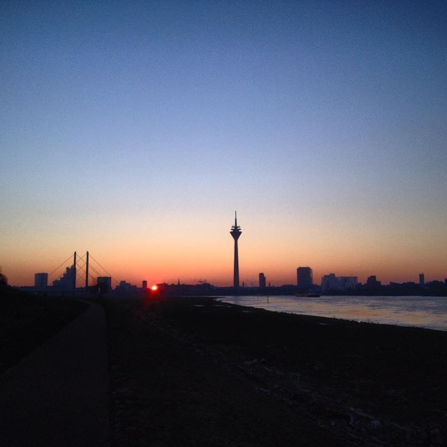 Schüchterne Sonne am Morgen. #latergram