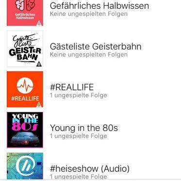 Podcast- und Hörbuch-Junkie auf der Suche…