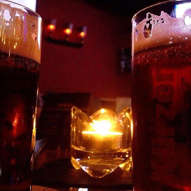Treffen sich spontan zwei Blogger aus Düsseldorf auf 'ein,  zwei' Bier ;-)