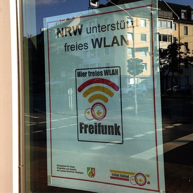 Freifunk powerd by NRW