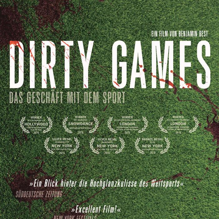 Dirty Games – Eine Reise zu den Abgründen des Sports.