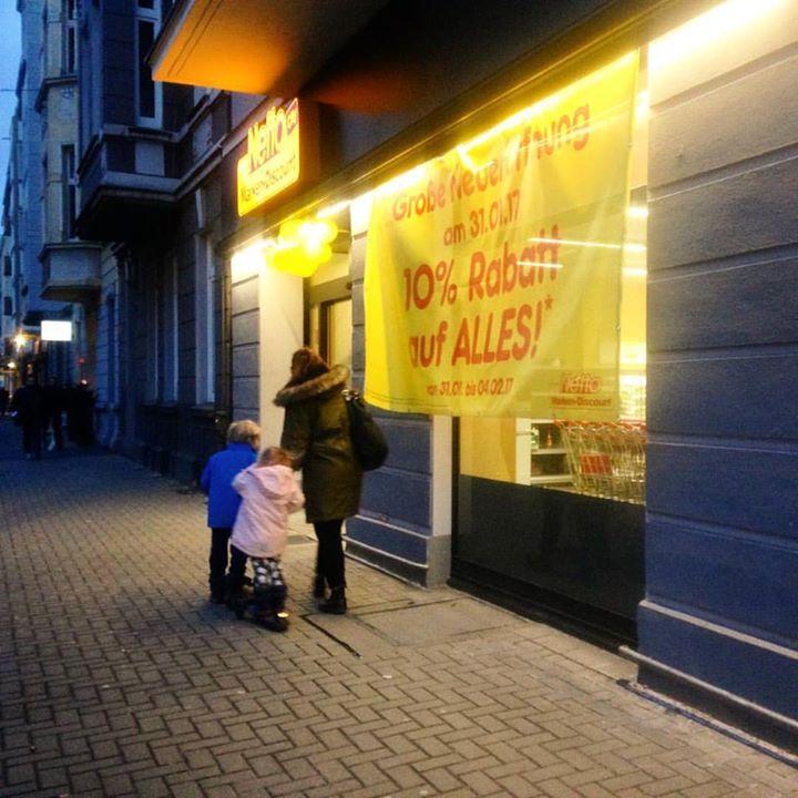 PLUS kehrt zurück auf die Lorettostraße