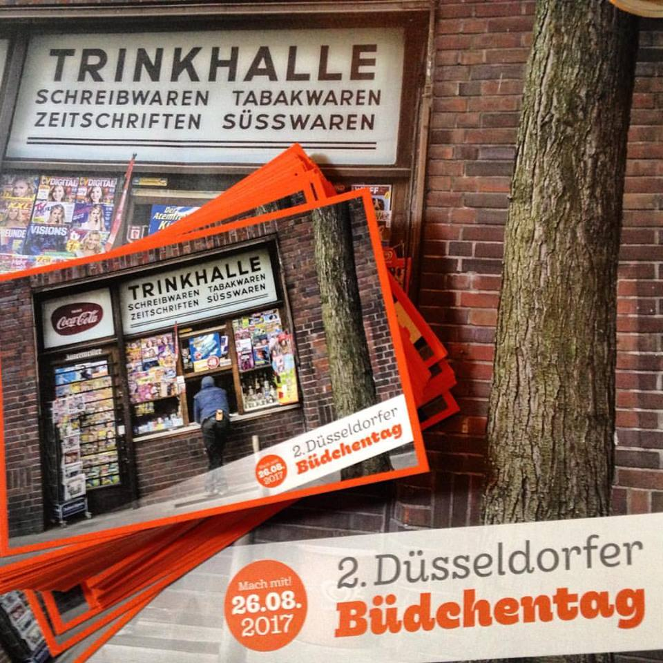 Büdchentag in Düsseldorf