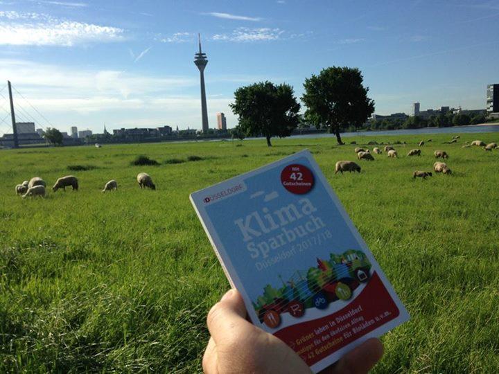Klimasparbuch Düsseldorf